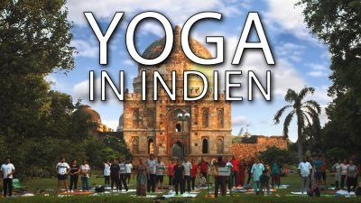 Yoga in Indien