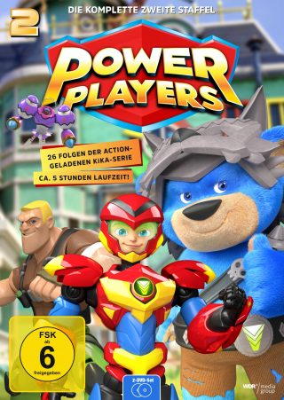 Power Players – Staffel 2