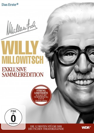 Willy Millowitsch – Exklusive  Sammleredition