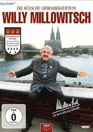 Willy Millowitsch – (Die kölsche  Liebhaber-Edition)